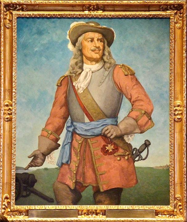 Governor Louis de Buade, Compte de Frontenac